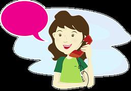 telefoongesprek 1